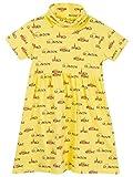 Oye Girls Dress - Yellow (4-5Y)