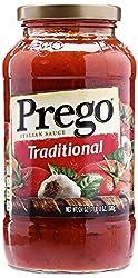 Prego Italian Traditional Pasta Sauce, 680g