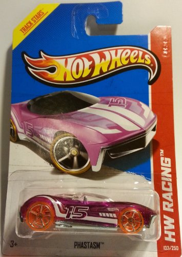 2013 Hot Wheels Hw Racing Phastasm 133/250