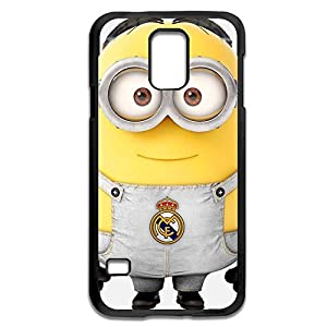 Galaxy S5 Armor Cases- Real Madrid Minions: Cell Phones & Accessories