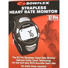 Buy Bowflex EZ Pro Strapless Heart Rate Monitor WR30M by Bowflex