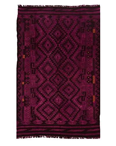 nuLOOM One-of-a-Kind Area Rug, Purple, 6' 1 x 9' 2