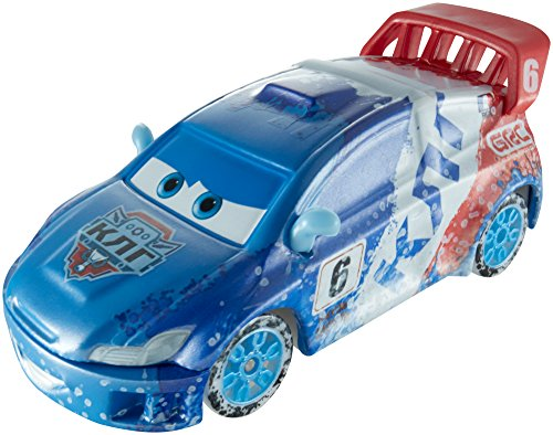 Disney/Pixar Cars Ice Racers 1:55 Scale Diecast Vehicle Raoul Caroule - 1