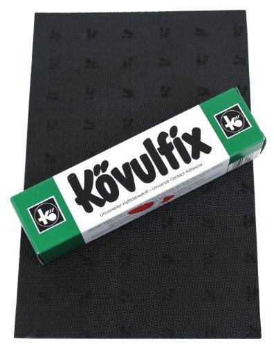 caoutchouc-talons-drap-kit-pour-bricolage-de-reparation-de-chaussures-1-gite-assiette-160-x-250-mm-n