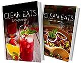 Juicing Recipes and Mexican Recipes: 2 Book Combo (Clean Eats)
