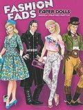 Brenda Sneathen Mattox Fashion Fads Paper Dolls (Dover Paper Dolls)