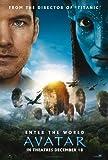 Avatar Poster D 27x40 Sam Worthington Sigourney Weaver Michelle Rodriguez