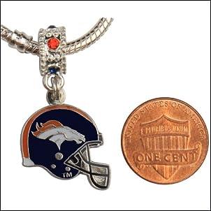 Denver Broncos Pandora Charms Nfl Pandora Charms
