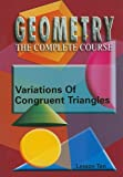 echange, troc Variations of Congruent Triangles [Import USA Zone 1]