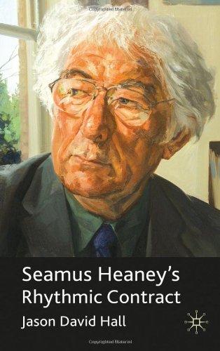 Seamus Heaney's Rhythmic Contract