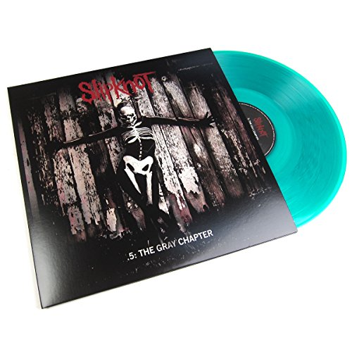 Slipknot - Slipknot: .5 - The Gray Chapter (Indie Exclusive Clear Green Viny) Vinyl 2lp - Zortam Music