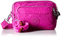 Kipling Women's Merryl, Very Berry