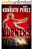 Burners - A Jack Daniels/Alex Chapa Mystery