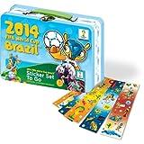 2014 FIFA World Cup Sticker Tin