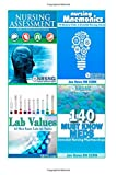 img - for Nursing School Study Pack (Assessment, Mnemonics, Lab Values, Pharmacology) NCLEX Review Power Pack book / textbook / text book
