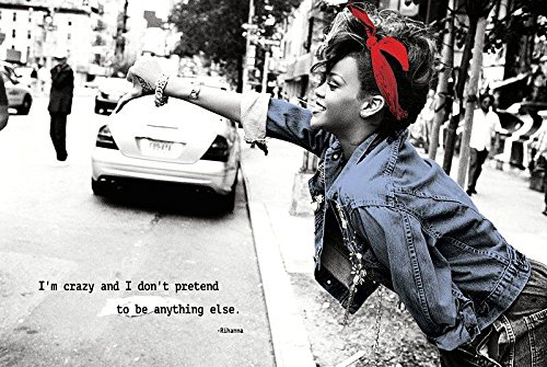 Rihanna Poster Quote