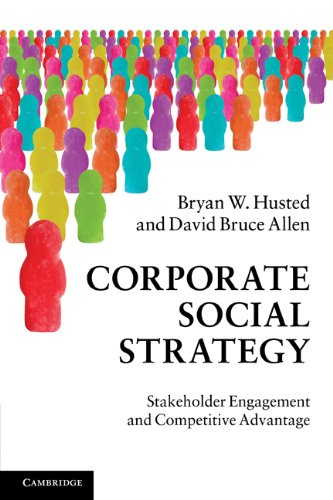 Corporate Social Strategy: Stakeholder Engagement and Competitive Advantage