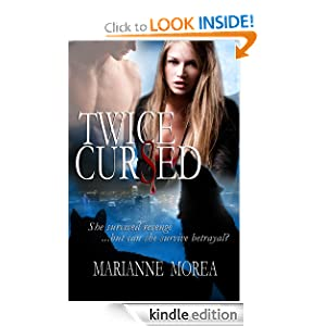 Twice Cursed (Cursed by Blood Saga)