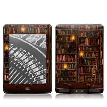 Decalgirl Library - Skin para Kindle Touch diseño estanterías