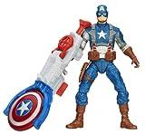 Captain America 3.75-inch Marvel Super Soldier Gear Shield Blitz Figure