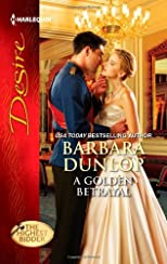 A Golden Betrayal (Harlequin Desire)