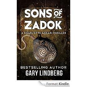 Sons of Zadok (A Charlotte Ansari Thriller Book 2) (English Edition)