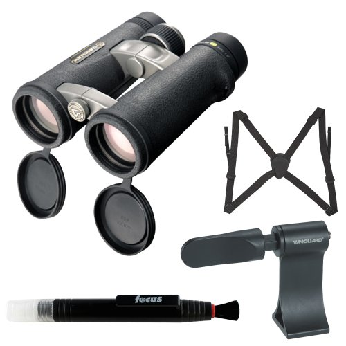 Vanguard Endeavor Ed 8X42 Binocular With Harness + Tripod Adaptor + Lens Pen + Accessory Kit