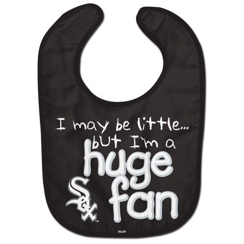 Chicago White Sox Huge Fan All Pro Baby Bib front-827928