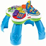 Fisher-Price Fun With Friends Musical Table