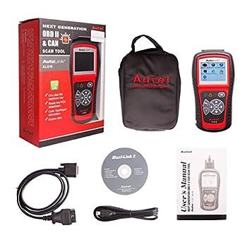 Autel AL519 Features