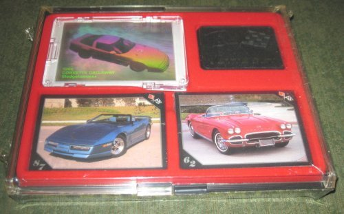 1991 Inaugural Edition Vette Set Trading Cards
