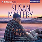 Summer Nights: Fool's Gold, Book 8 (       UNABRIDGED) by Susan Mallery Narrated by Tanya Eby