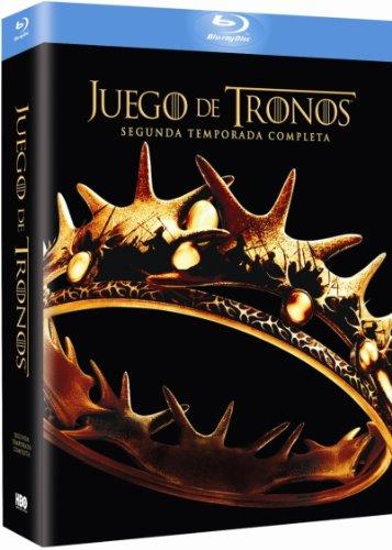 Juego De Tronos: 2ª Temporada (Edición Digipak) [Blu-ray]