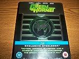Image de The Green Hornet Blu-ray SteelBook [Region Free]