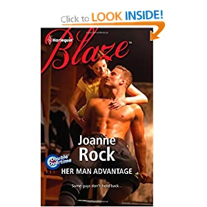 Her Man Advantage - Joanne Rock