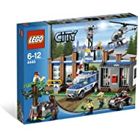 Lego 4440 City Police Forest Station