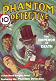 Phantom Detective #1 (February 1933) (1557425302) by Betancourt, John Gregory