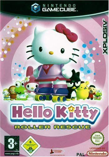 Hello Kitty Roller Rescue (GameCube)