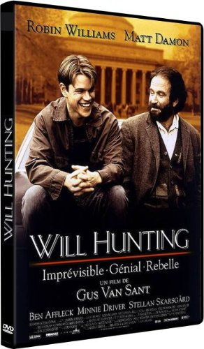 Studio Canal Will Hunting Dvd Edition simple