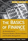 img - for The Basics of Finance: An Introduction to Financial Markets, Business Finance, and Portfolio Management book / textbook / text book