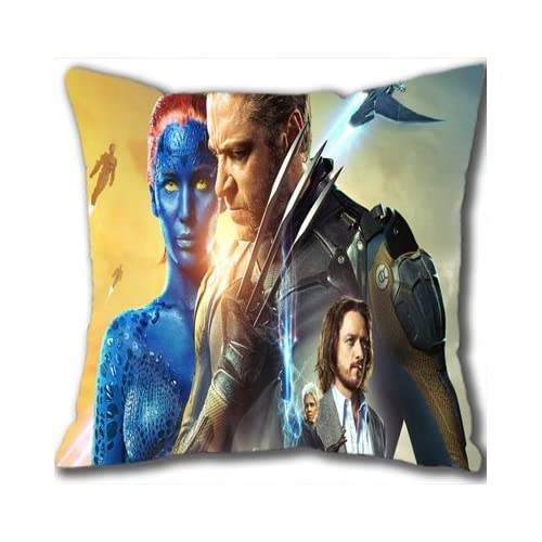 Unique X-Men: Days Of Future Past Printed Pillow Case Cushion Cover Throw Pillow Case Coupon 2015