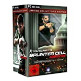 "Tom Clancy's Splinter Cell: Conviction - Collector's Editionvon ""Ubisoft"""