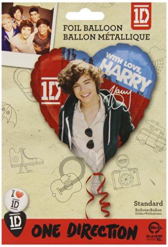 One Direction - Harry Standard HX Balloon