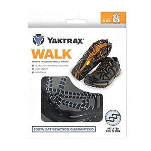 Yaktrax 8001 L Walker, Size Large (Black)