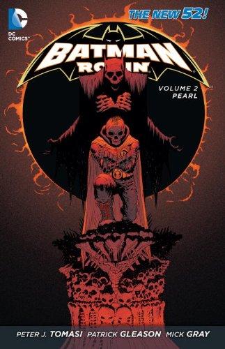 Batman Robin Vol 2 Pearl The 52 at Gotham City Store