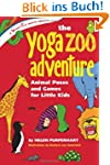 The Yoga Zoo Adventure: Animal Poses...