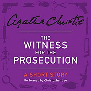 The Witness for the Prosecution Audiobook