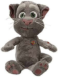 Talking Friends Talking Tom Animated Plush Toy with Talkback