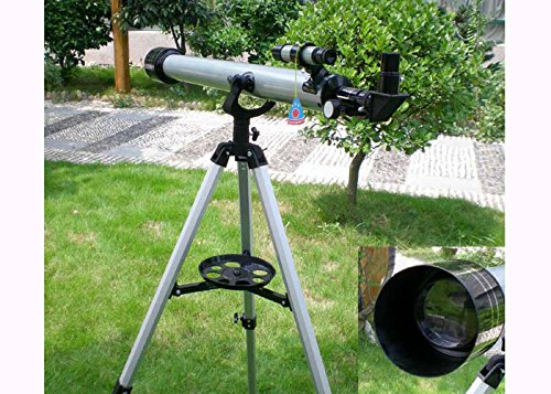 Astronomical 900/60Mm Refractor Telescope Monocular Scope With Tripod