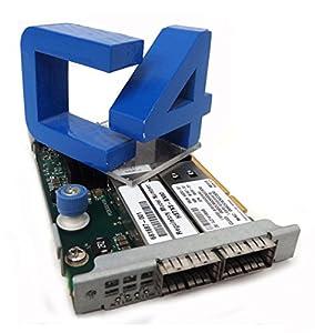 HP 656091-001 InfiniBand QDR/EN 544FLR-QSFP adapter - 10Gb, 2-port